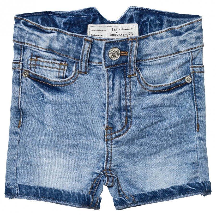 I Dig Denim Arizona Shorts Blue Farkkushortsit