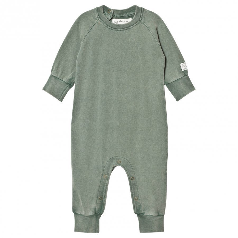 I Dig Denim Ben One-Piece Green Washed Potkupuku