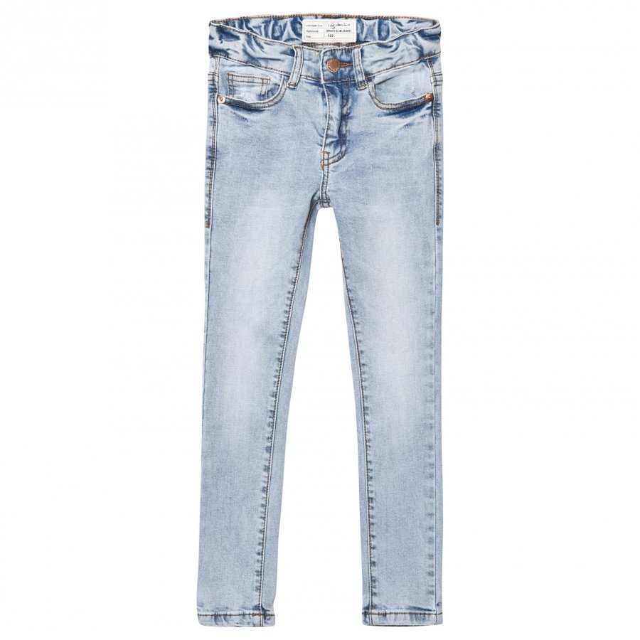 I Dig Denim Bruce Slim Jeans Light Blue Farkut