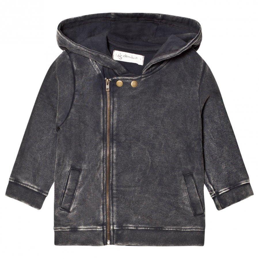 I Dig Denim Egon Jacket Dark Grey Washed Huppari