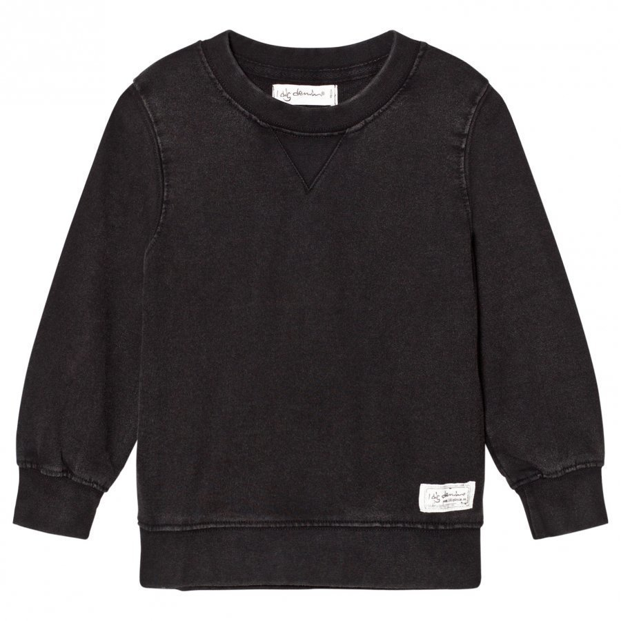 I Dig Denim Julius Sweater Black Oloasun Paita
