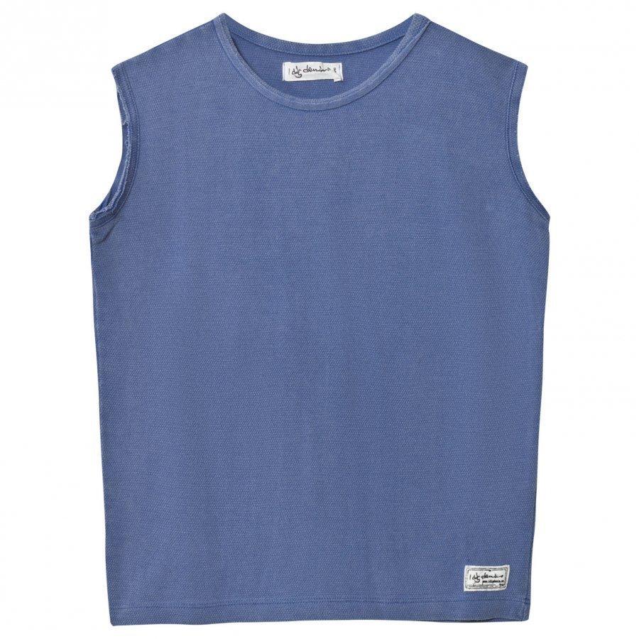 I Dig Denim Juno Dress Blue Mekko