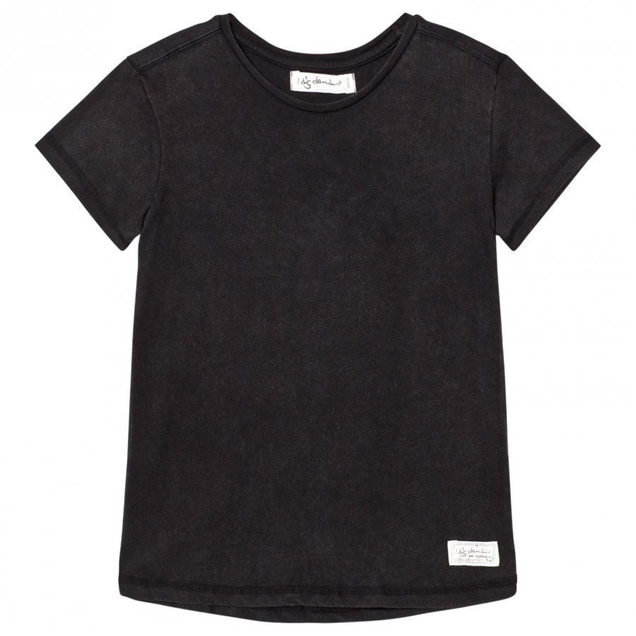 I Dig Denim Lance Tee Black Washed T-Paita
