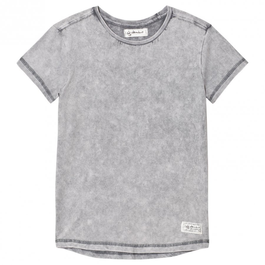 I Dig Denim Lance Tee Light Grey T-Paita