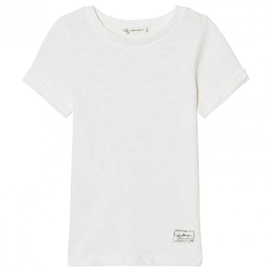 I Dig Denim Lea Tee Off White T-Paita