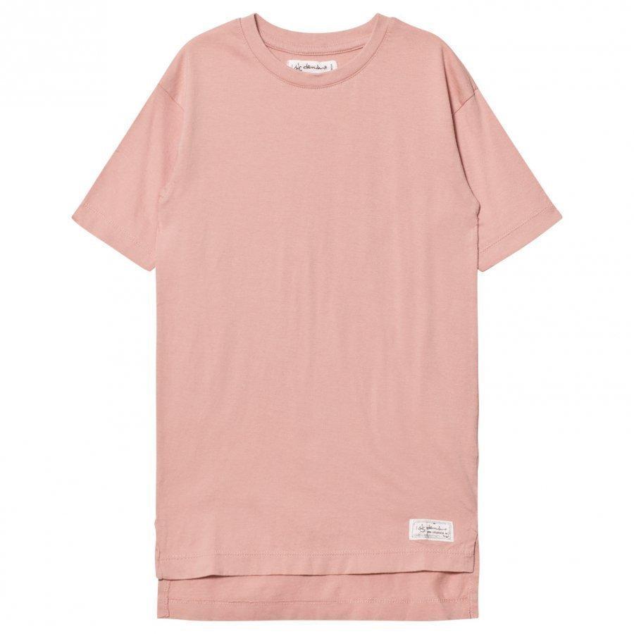 I Dig Denim Minna Dress Pink Mekko