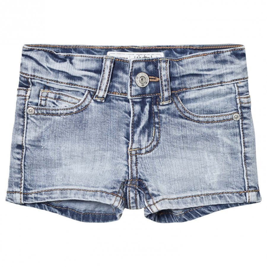 I Dig Denim Savannah Shorts Blue Farkkushortsit