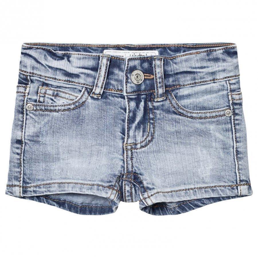 I Dig Denim Savannah Shorts Blue Farkkushortsit