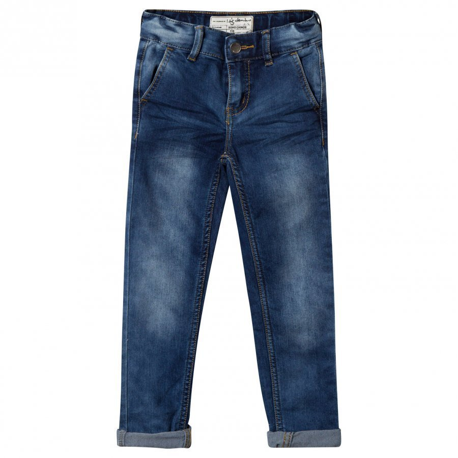 I Dig Denim Soho Chinos Jeans Dark Blue Farkut