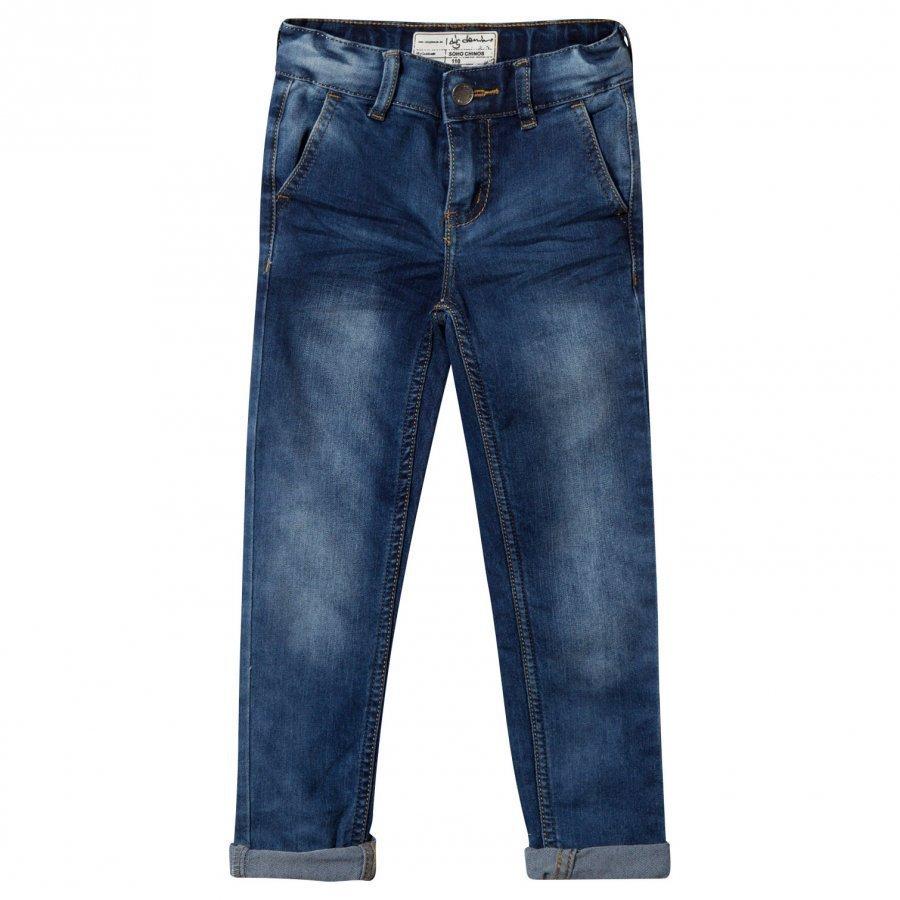 I Dig Denim Soho Chinos Jeans Dark Blue Farkut