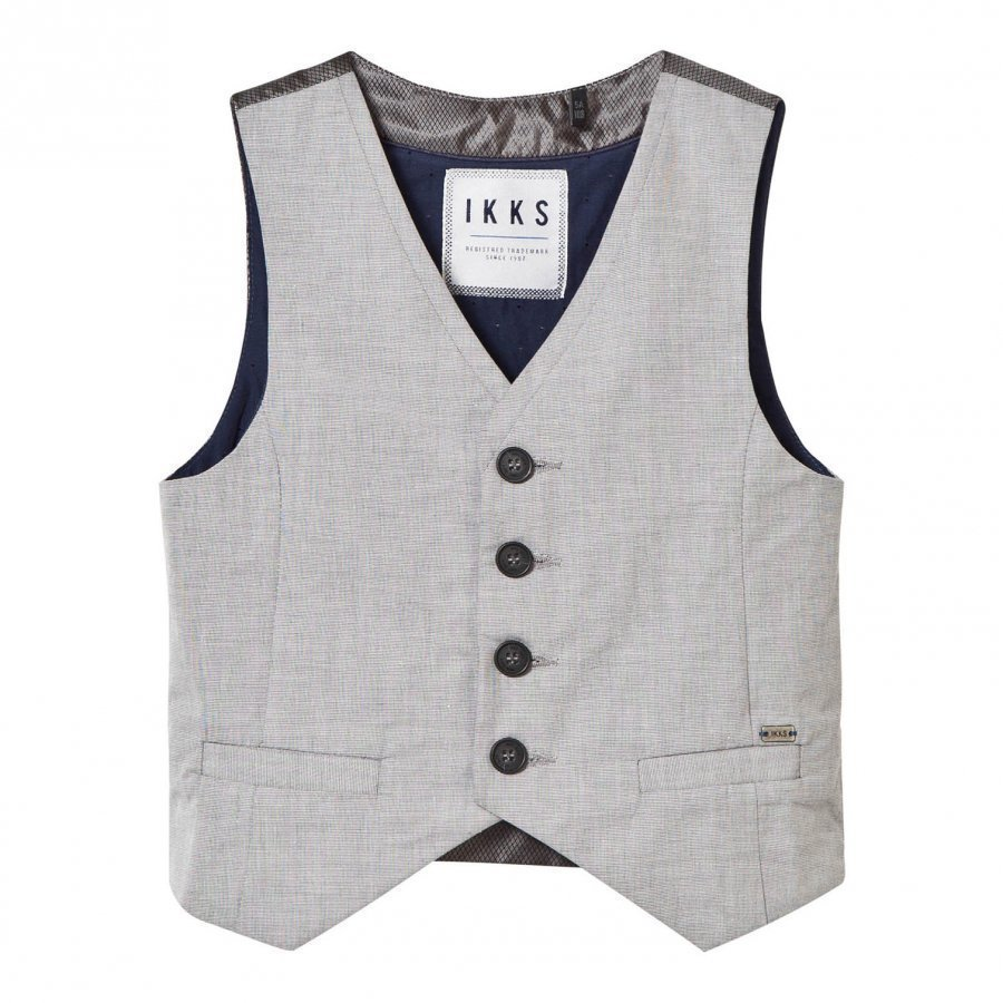 Ikks Grey Formal Vest Liivi