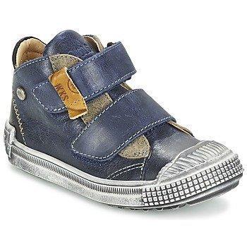 Ikks WALLACE korkeavartiset kengät