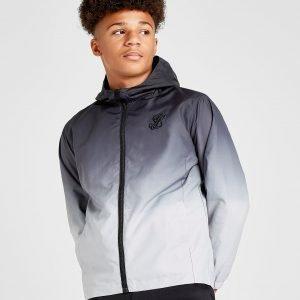 Illusive London Fade Lightweight Jacket Musta