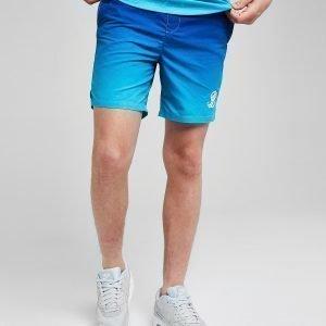 Illusive London Fade Swim Shorts Sininen