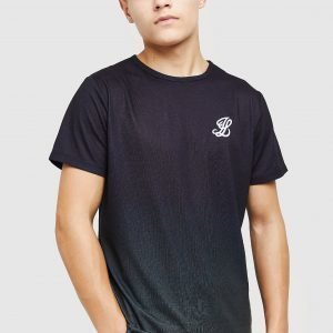 Illusive London Fade T-Shirt Musta