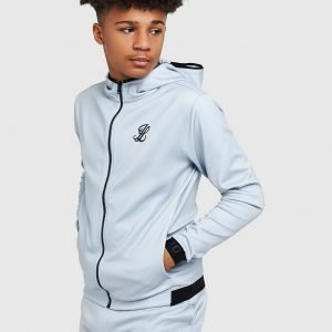 Illusive London Poly Full Zip Huppari Harmaa