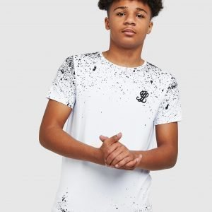 Illusive London Speckle T-Shirt Valkoinen