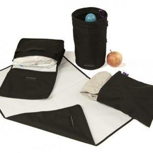 In The Pocket Baby Daypack/säilytyslaukut Musta