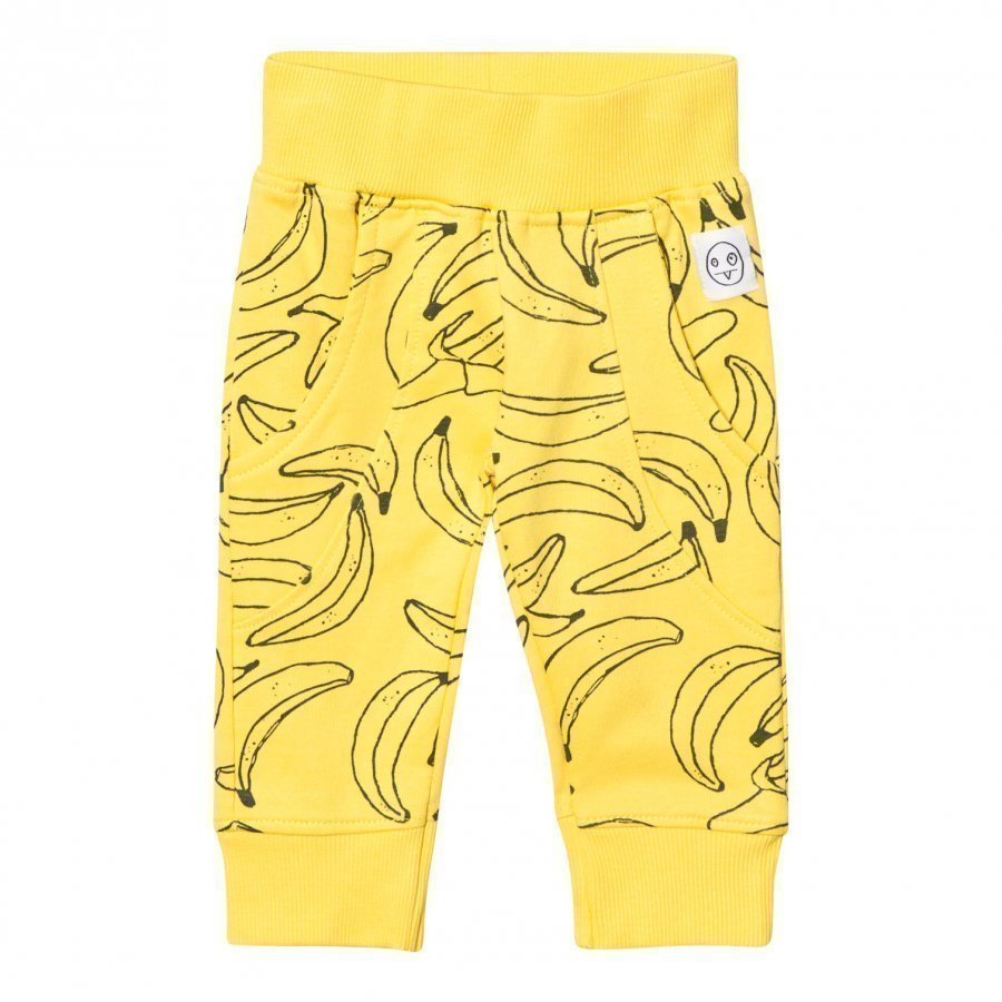 Indikidual Yellow Maki Sweatpants Verryttelyhousut