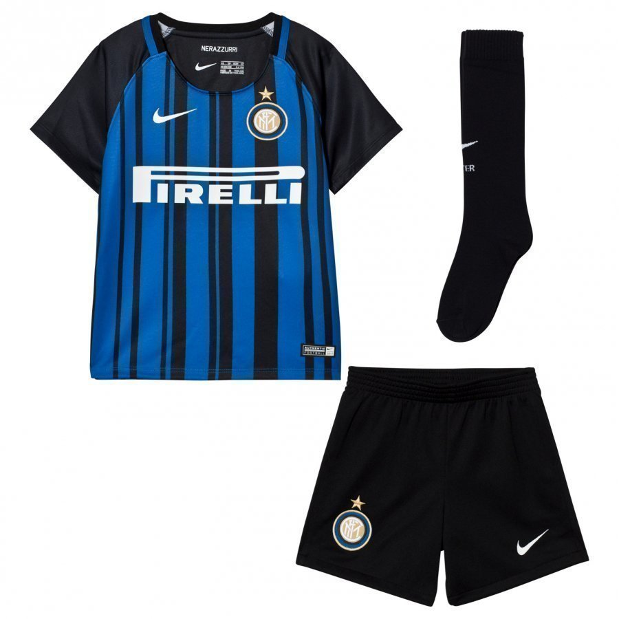 Inter Milan Kids Home Kit Jalkapalloasu