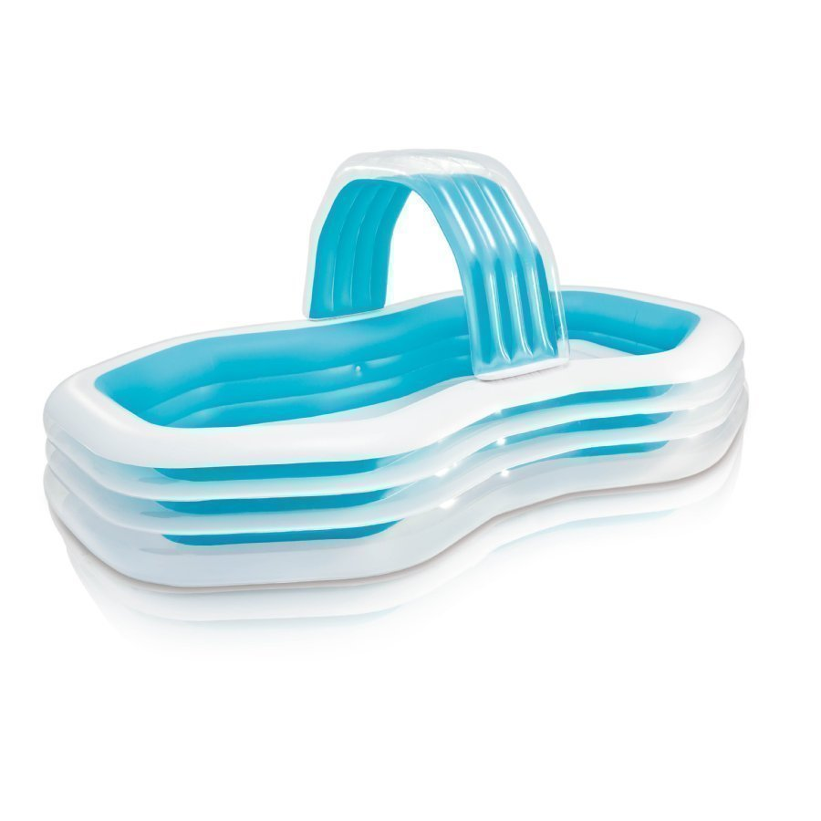Intex Uima-Allas Swim Center Family Cabana 310x188x130 Cm