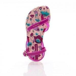 Ipanema Fashion Sandal Iii Kids Flipflopit Roosa / Lila