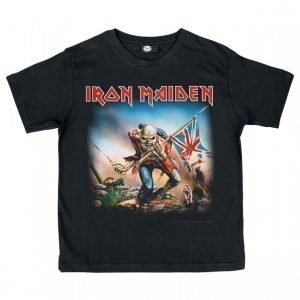 Iron Maiden The Trooper Lasten Paita
