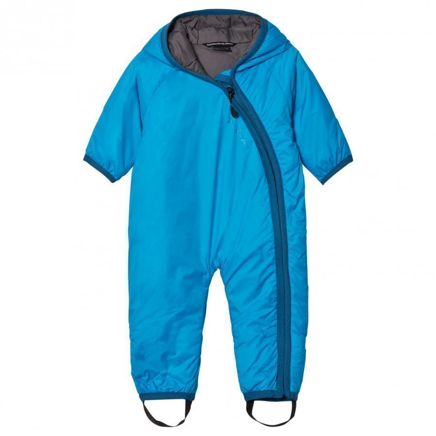 Isbjörn Of Sweden Frost Baby Coverall Turquoise Toppahaalari
