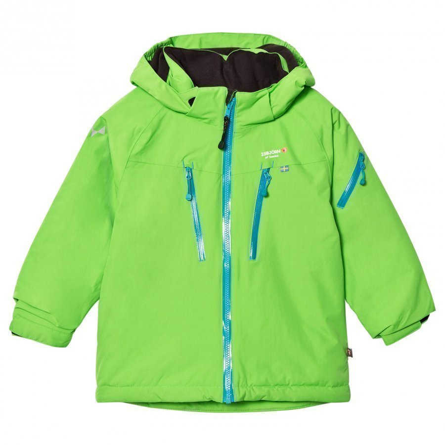 Isbjörn Of Sweden Helicopter Winter Jacket Green Toppatakki