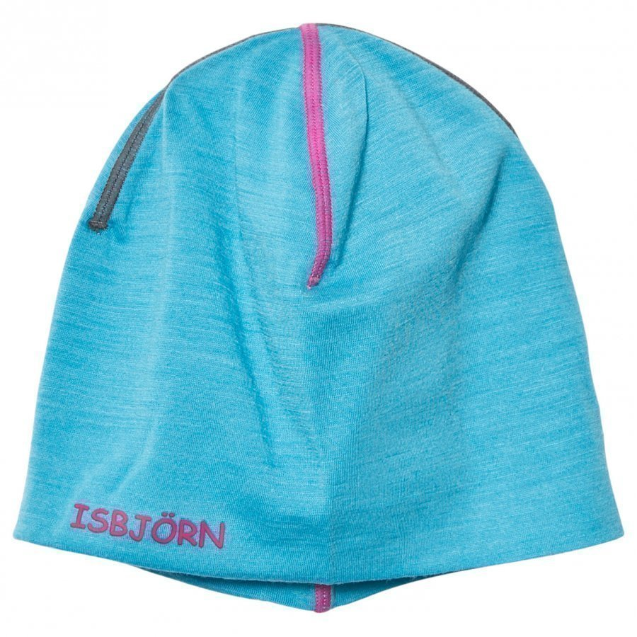 Isbjörn Of Sweden Husky Beanie Turquoise Pipo