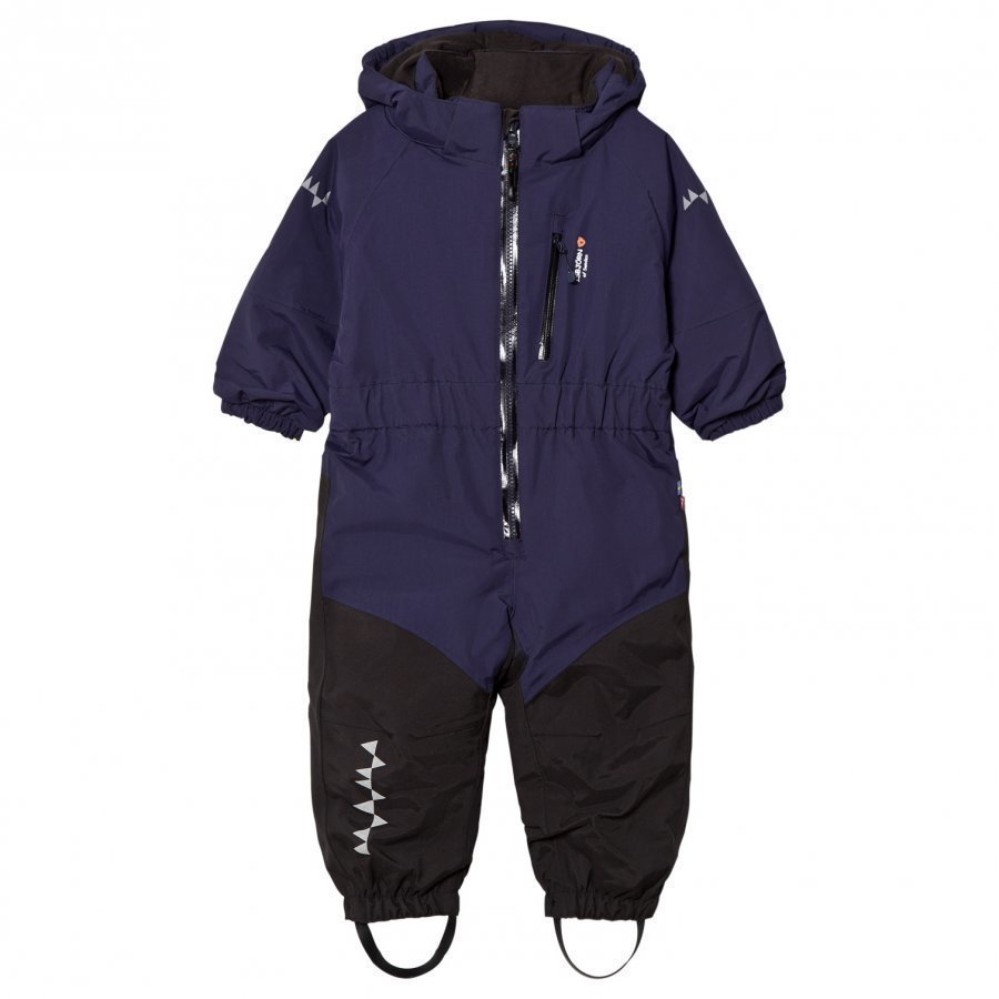 Isbjörn Of Sweden Penguin Snowsuit Navy Toppahaalari