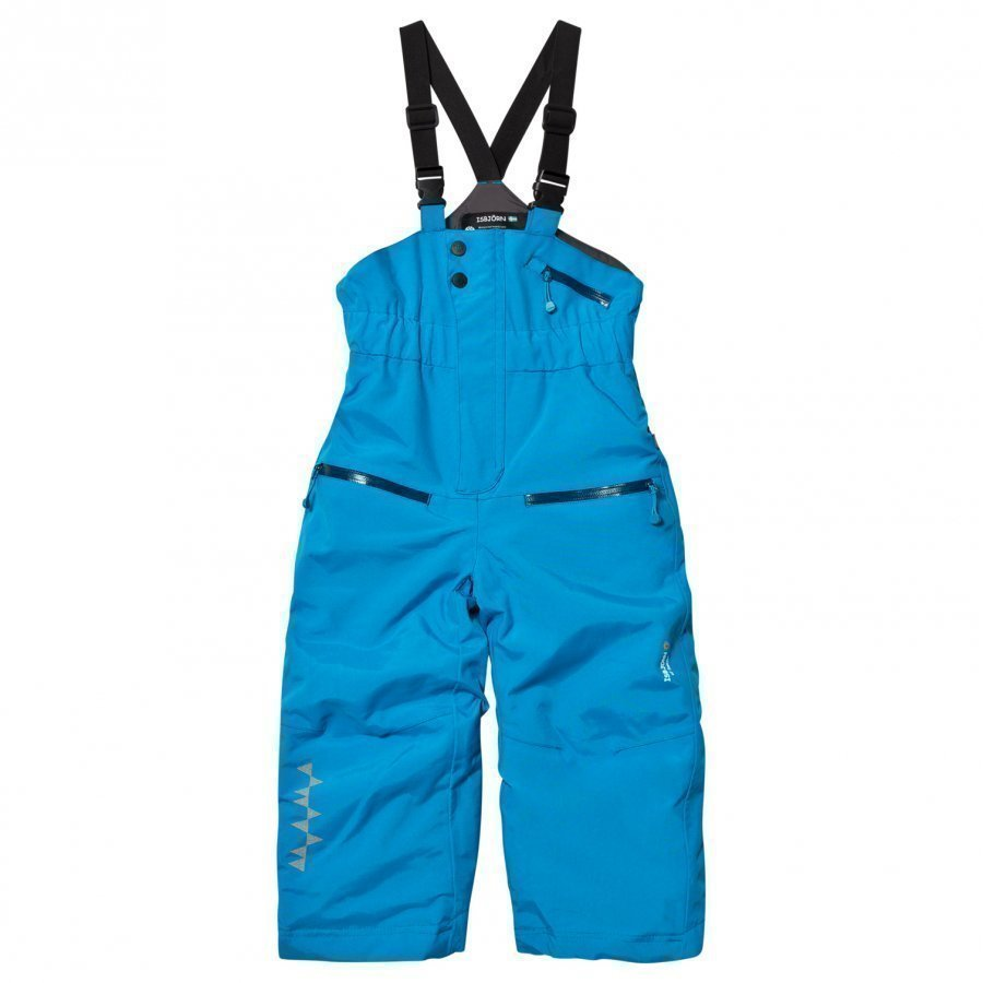 Isbjörn Of Sweden Powder Winter Pants Turquoise Toppahousut