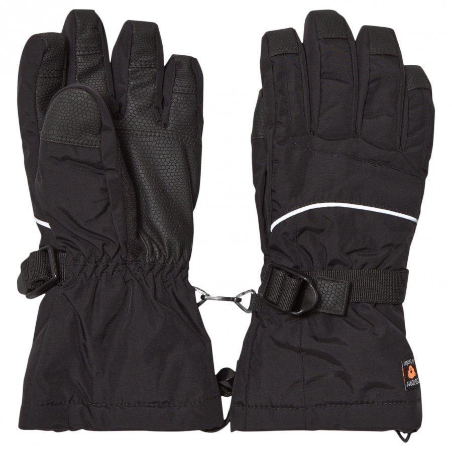 Isbjörn Of Sweden Ski Gloves Black Hanskat