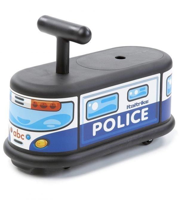 Italtrike La Cosa Ride On Poliisi Potkuauto