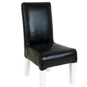 Jabadabado Pehmustettu tuoli Musta