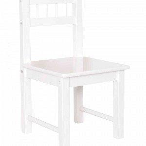 Jabadabado Tuoli Valkoinen