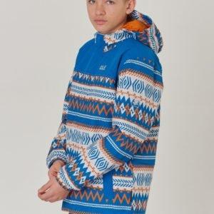 Jack Wolfskin B Kajak Falls Printed Jacket Takki Oranssi