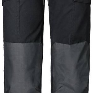 Jack Wolfskin Explorer F65 Pants Kids Reisitaskuhousut Dark Grey