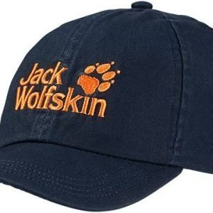 Jack Wolfskin Kids Baseball Cap Lippis Night Blue