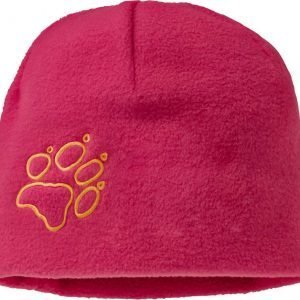 Jack Wolfskin Kids Fleece Cap Fleecepipo Azalea