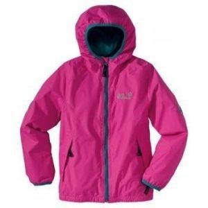 Jack Wolfskin Kids Limerick Jacket Kuoritakki Pinkki