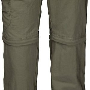 Jack Wolfskin Kids Safari Zip Off Pants Kids Katkolahjehousut Tummansininen