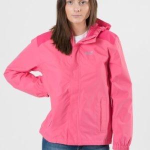 Jack Wolfskin Oak Creek Jacket Takki Vaaleanpunainen