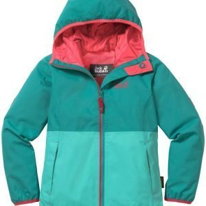Jack Wolfskin Rainy Days Texapore Jacket Kuoritakki Mint