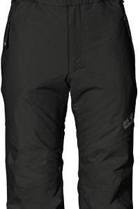 Jack Wolfskin Snow Ride Texapore Ins Pants K Housut Musta