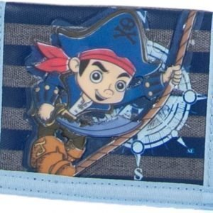 Jake and the neverland pirates Lompakko Dark Grey