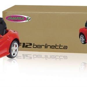Jamara Ajettava Ja Kauko-Ohjattava Auto R / C Rideon Car Ferrari F12 Berlinetta