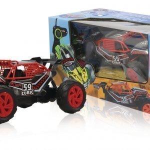 Jamara Kauko-Ohjattava Auto R / C Buggy Cubic Desert Rtr