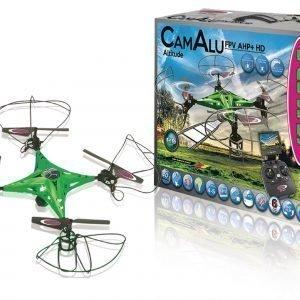 Jamara Kauko-Ohjattava Kopteri R / C Drone Camalu 4+5 Channel Rtf