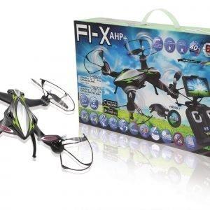Jamara Kauko-Ohjattava Kopteri R / C Drone F1x 4+7 Channel Rtf